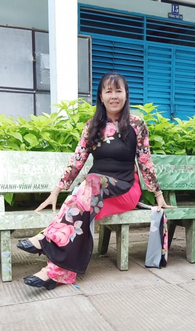 Giáo viên Trần Ngọc Thu Tâm